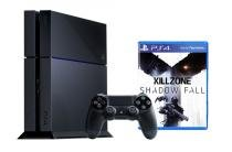 Console sony playstation 4 (ps4) / 500gb / 1 controle + jogo killzone shadow fall - Sony