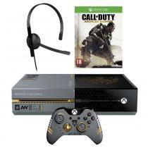 Console Xbox One 1 Tb Edição Exclusiva Call Of Duty: Advanced Warfare - Microsoft - 1