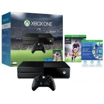 Console Xbox One 1TB + Jogo Fifa 16 + 1 Ano de EA Access - Microsoft