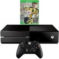 Console Xbox One 1TB Sem Kinect + Jogo FIFA 17 (Download) - Microsoft