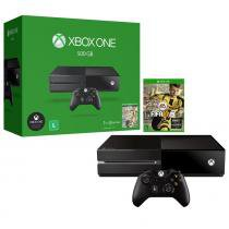 Console Xbox One 500GB + Jogo Fifa 17 Download + 1 Mês de EA Access - Microsoft Xbox One