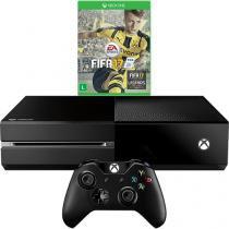 Console Xbox One 500GB Sem Kinect + Jogo Fifa 17 (Download) - Microsoft