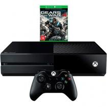 Console Xbox One 500Gb Sem Kinect + Jogo Gears Of War 4 (Download) - Microsoft