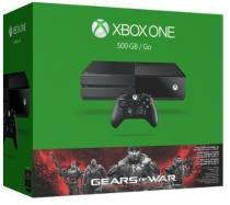 Console Xbox One 500Gb Sem Kinect + Jogo Gears Of War (Download) - Consoles Microsoft