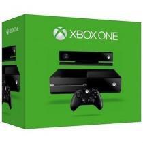Console Xbox One 500GB + Sensor Kinect + Headset com Fio + Controle Wireless - Microsoft