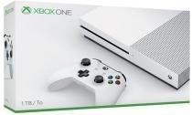 Console Xbox one S 1 tera 4k Ultra HD Branco Microsoft -