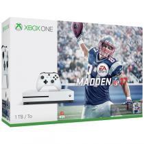 Console Xbox One S 1Tb Com Madden 17 - Microsoft