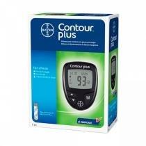 Contour Plus Monitor de Glicemia Kit Completo - Bayer