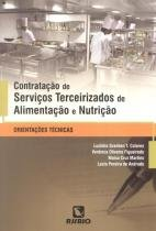 Contratacao de servicos terceirizados de alimentacao e nutricao - Rubio