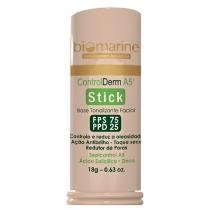 Control Derm A5 Stick FPS75 Biomarine - Base em Bastão - Natural - Bioderma