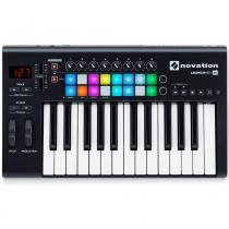 Controlador MIDI USB Novation Launchkey 25 Teclas - NOVATION