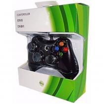 Controle Com Fio Para Xbox 360 - Rpc