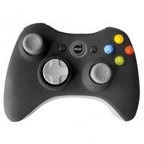Controle com Fio para Xbox 360 Rubber Pad 62131-8 Preto Dazz - Dazz