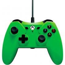 Controle com fio PowerA para Xbox One - Verde - 1428124-01 - Power a