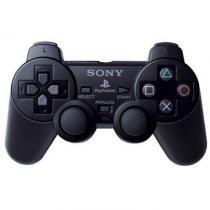 Controle Dualshock 2 Preto - Ps2 - Sony