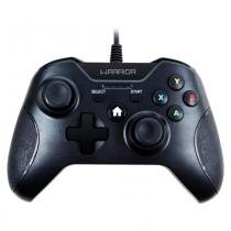 Controle Gamer Warrior Para Xbox One E Pc Js078 Multilaser -