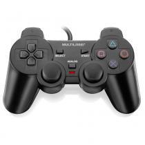 Controle Joystick Multilaser para Playstation 2 Dualshock JS043 - Multilaser