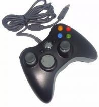 Controle Joystick Pc  Xbox 360 Usb Xtrad Xd521 - Mega page
