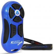 Controle Longa Distância JFA K1200 Alcance 1200 Metros Universal Reposição Azul -