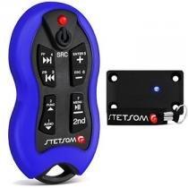 Controle Longa Distância Stetsom SX2 500 Metros Azul 16F -