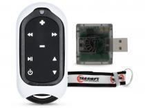 Controle Longa Distância Taramps Universal Connect Control 300m Branco -