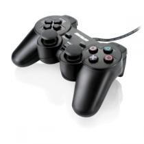 Controle Multilaser Dualshock Preto JS030 PC -