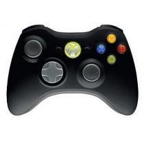 Controle Original Xbox 360 Preto - Xbox - Microsoft