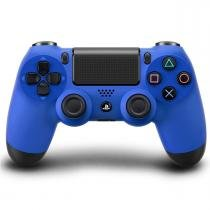 Controle para playstation 4 (ps4) / dualshock 4 / azul - Sony