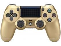 Controle para PS4 Sem Fio Dualshock 4 Sony - Dourado