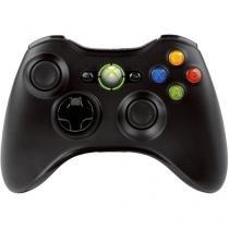 Controle para Xbox 360 Sem Fio - Microsoft
