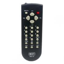 Controle Remoto 0864 para Receptor Tecsat T3000 - MXT - MXT