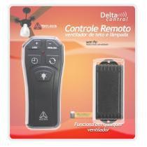 Controle remoto infravermelho para ventilador de teto e parede (110V/220V) - Venti delta