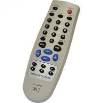 Controle Remoto Para Receptor Visiontec Crvt1000 Mxt Mxt