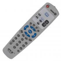 Controle Remoto para TV Gradiente FM CTV-GRA01 Cinza - HYX - HYX