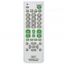 Controle Remoto Universal para 12 Marcas de TV C01063 - OEM - OEM
