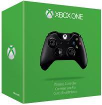 Controle sem Fio para Xbox One S - Preto - Microsoft