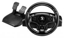 Controle Volante T80 para PS3/PS4 Racing Wheel, Volante, Pedais e Cambio borboleta - Thrustmaster -