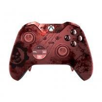 Controle Wireless Xbox One Elite Gears Of War 4 - 6EP-00002 - Microsoft Xbox One