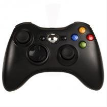 Controle Wirelless Para Xbox 360 Com Adaptador USB - Wireless Controller