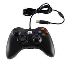 Controle Xbox 360 Com Fio - Mega page