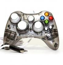 Controle Xbox 360 - Com fio - Pro 50 - Preto - Pro 50