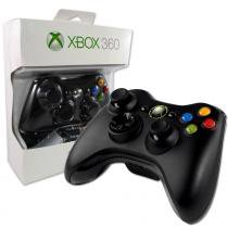Controle xbox 360 sem fio wireless 1460 microsoft - Microsoft
