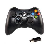 Controle Xbox 360 Sem Fio Wireless Usb PS3/PC/Android - 6G Acessórios