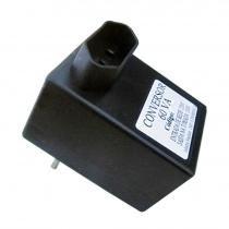 Conversor de Voltagem Multicraft 60 VA converte tomada 110V para 220V -