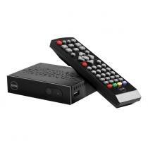 Conversor Digital de TV Intelbras KEO K900 Gravador/USB/HDMI/RCA -