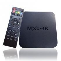 Conversor digital para tv 4k ultra hd octa core - mxq - Mxq