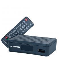 Conversor e Gravador Digital DTV-4000 Full HD USB/HDMI- Aquário -