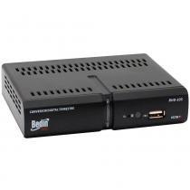 Conversor e Gravador Digital TV Bedin - 52-3200 - Bedin sat