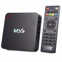 Conversor Smart Tv Box Mx9 4k 1GB Ram 8GB Rom Ultra Hd Wi-fi Android Hdmi - Oem