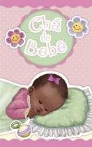Convite Chá de Bebê 10un (10x6,5cm) C-186 Litoarte - Litoarte